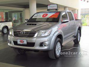 2014 Toyota Hilux Vigo 2.5 CHAMP DOUBLE CAB (ปี 11-15) G Prerunner VN Turbo Pickup MT