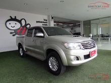 2013 Toyota Hilux Vigo CHAMP DOUBLE CAB (ปี 11-15) G Prerunner VN Turbo 3.0 AT Pickup