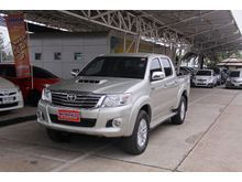 2012 Toyota Hilux Vigo CHAMP DOUBLE CAB (ปี 11-15) G Prerunner VN Turbo 2.5 AT Pickup