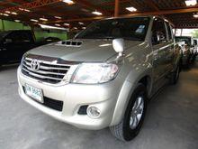 2012 Toyota Hilux Vigo CHAMP SMARTCAB (ปี 11-15) G Prerunner VN Turbo 3.0 MT Pickup
