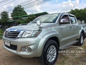 2012 Toyota Hilux Vigo 3.0 CHAMP DOUBLE CAB (ปี 11-15) G Prerunner VN Turbo Pickup