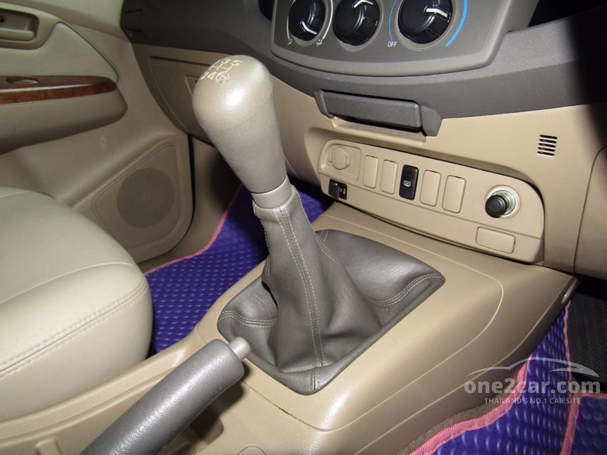 2013 Toyota Hilux Vigo G Prerunner VN Turbo Pickup