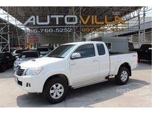 2015 Toyota Hilux Vigo CHAMP SMARTCAB (ปี 11-15) G Prerunner VN Turbo 2.5 AT Pickup