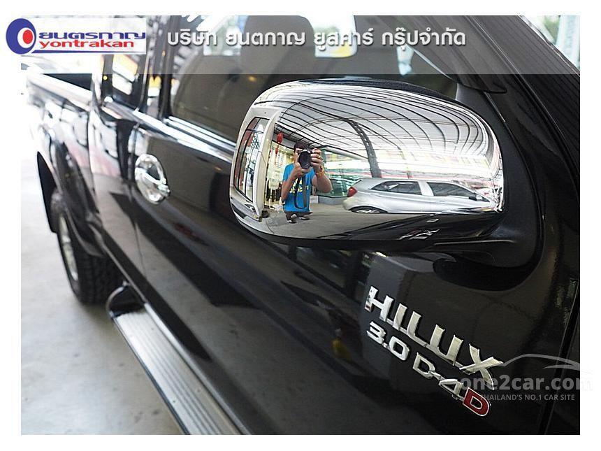 2010 Toyota Hilux Vigo G Prerunner VN Turbo Pickup