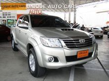 2014 Toyota Hilux Vigo CHAMP DOUBLE CAB (ปี 11-15) G Prerunner VN Turbo 2.5 MT Pickup