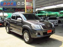 2015 Toyota Hilux Vigo CHAMP DOUBLE CAB (ปี 11-15) G Prerunner VN Turbo 2.5 MT Pickup