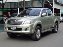 2011 Toyota Hilux Vigo CHAMP DOUBLE CAB (ปี 11-15) G Prerunner VN Turbo 3.0 MT Pickup