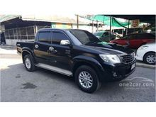 2014 Toyota Hilux Vigo CHAMP DOUBLE CAB (ปี 11-15) G Prerunner VN Turbo 3.0 AT Pickup