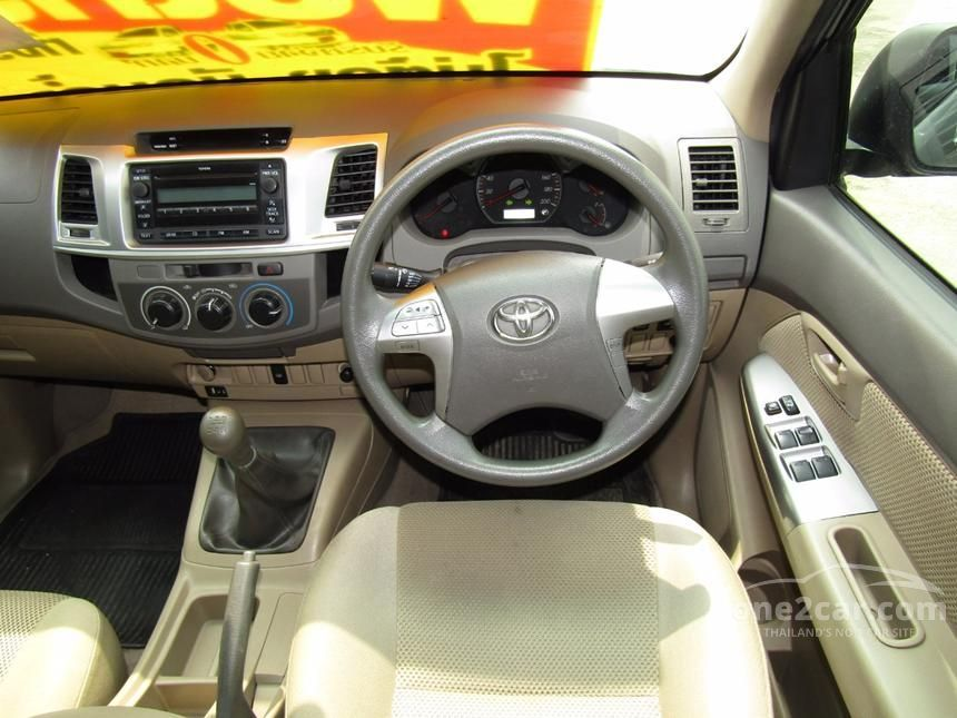 2014 Toyota Hilux Vigo G VN Turbo Pickup