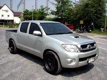 2011 Toyota Hilux Vigo DOUBLE CAB (ปี 08-11) G VN Turbo 3.0 AT Pickup