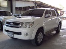 2011 Toyota Hilux Vigo DOUBLE CAB (ปี 08-11) G VN Turbo 3.0 AT Pickup