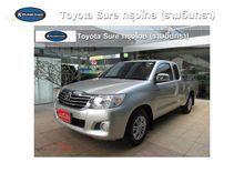 2014 Toyota Hilux Vigo CHAMP SMARTCAB (ปี 11-15) J CNG 2.7 MT Pickup