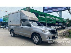 2015 Toyota Hilux Vigo 2.5 CHAMP SINGLE (ปี 11-15) J Pickup MT