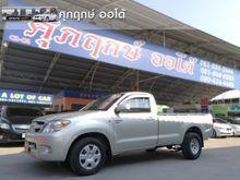 2009 Toyota Hilux Vigo SINGLE (ปี 04-08) J 2.5 MT Pickup
