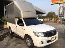 2014 Toyota Hilux Vigo CHAMP SINGLE (ปี 11-15) J 2.7 MT Pickup