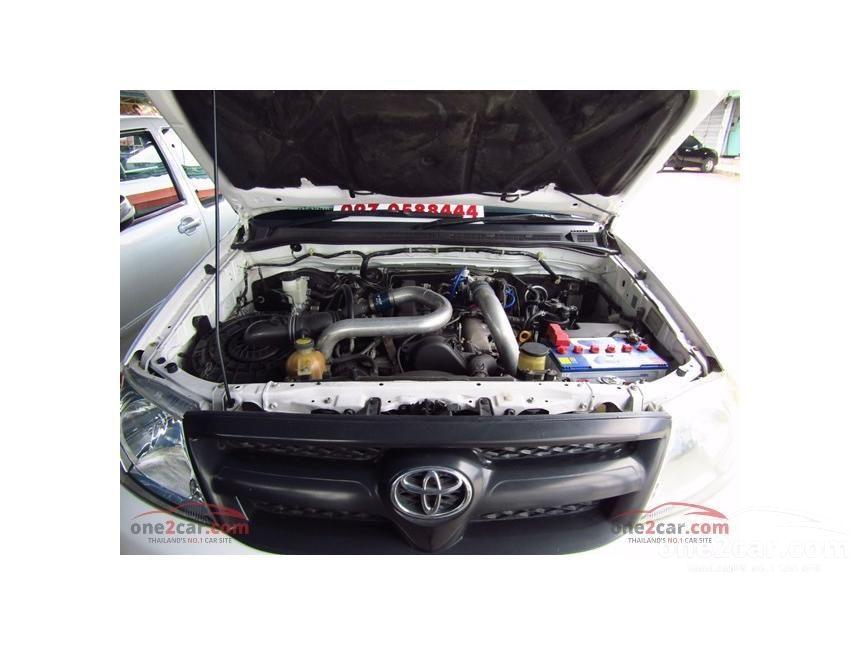 2007 Toyota Hilux Vigo J Pickup