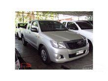 2011 Toyota Hilux Vigo CHAMP EXTRACAB (ปี 11-15) J 2.5 MT Pickup