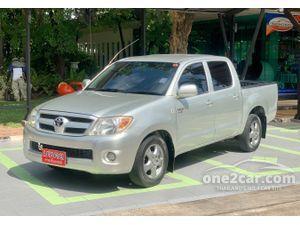 2006 Toyota Hilux Vigo 2.5 DOUBLE CAB (ปี 04-08) J Pickup MT