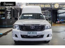 2012 Toyota Hilux Vigo CHAMP SINGLE (ปี 11-15) J 2.5 MT Pickup