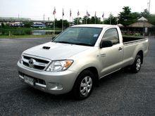 2008 Toyota Hilux Vigo SINGLE (ปี 08-11) J 3.0 MT Pickup