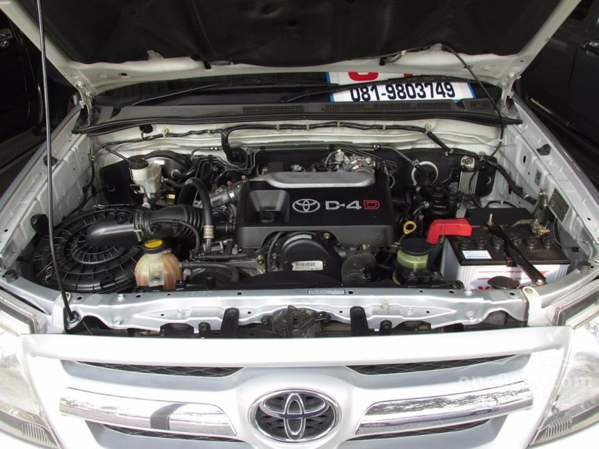 2006 Toyota Hilux Vigo J Pickup