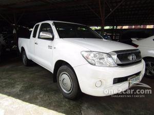 2011 Toyota Hilux Vigo 2.7 SMARTCAB (ปี 08-11) J Pickup MT