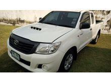 2015 Toyota Hilux Vigo CHAMP SMARTCAB (ปี 11-15) J 2.5 MT Pickup