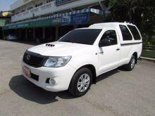 2015 Toyota Hilux Vigo CHAMP SINGLE (ปี 11-15) J 2.5 MT Pickup