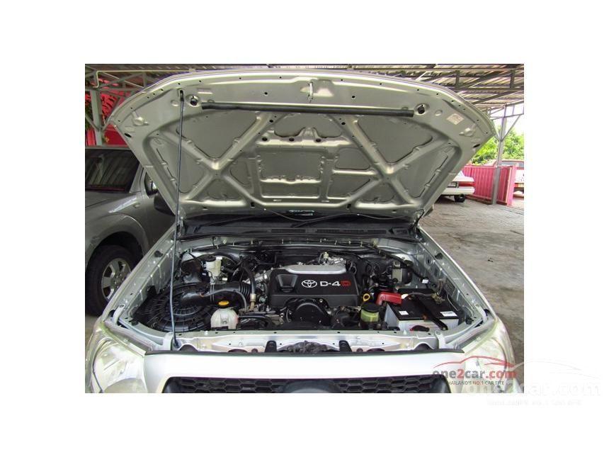 2009 Toyota Hilux Vigo J Pickup