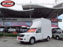 2012 Toyota Hilux Vigo CHAMP SINGLE (ปี 11-15) J 2.5 MT Pickup