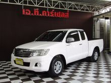 2014 Toyota Hilux Vigo CHAMP SMARTCAB (ปี 11-15) J 2.7 MT Pickup
