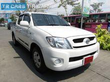 2010 Toyota Hilux Vigo DOUBLE CAB (ปี 08-11) J 2.5 MT Pickup