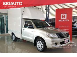 2014 Toyota Hilux Vigo 2.5 CHAMP SINGLE (ปี 11-15) J Pickup MT