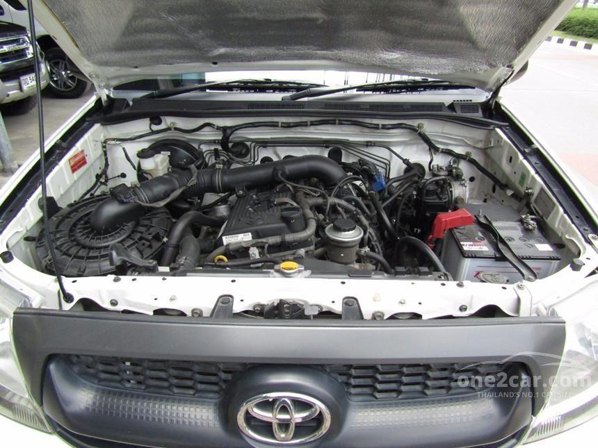 2010 Toyota Hilux Vigo J Pickup