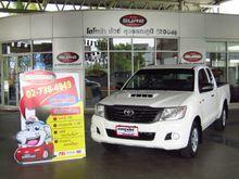 2013 Toyota Hilux Vigo CHAMP SMARTCAB (ปี 11-15) J 2.5 MT Pickup