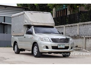 2013 Toyota Hilux Vigo 2.7 CHAMP SINGLE (ปี 11-15) J Pickup MT