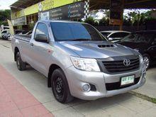 2014 Toyota Hilux Vigo CHAMP SINGLE (ปี 11-15) J 2.5 MT Pickup