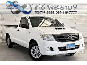 2012 Toyota Hilux Vigo 2.5 Single J Pickup
