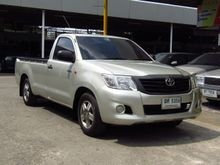 2013 Toyota Hilux Vigo CHAMP SINGLE (ปี 11-15) CNG 2.7 MT Pickup