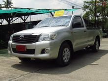 2013 Toyota Hilux Vigo CHAMP SINGLE (ปี 11-15) J 2.7 MT Pickup