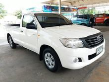 2011 Toyota Hilux Vigo CHAMP SINGLE (ปี 11-15) J 2.7 MT Pickup
