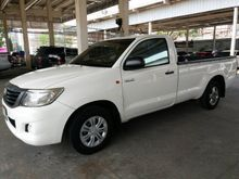 2011 Toyota Hilux Vigo CHAMP SINGLE (ปี 11-15) J 2.7 MT Pickup