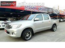 2012 Toyota Hilux Vigo CHAMP DOUBLE CAB (ปี 11-15) J 2.5 MT Pickup