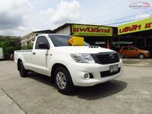 2015 Toyota Hilux Vigo CHAMP SINGLE (ปี 11-15) J 2.7 MT Pickup
