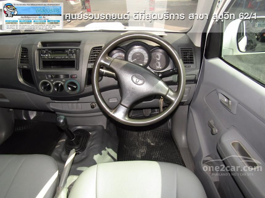 2005 Toyota Hilux Vigo J Pickup