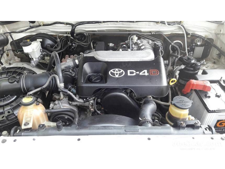 2008 Toyota Hilux Vigo J Pickup