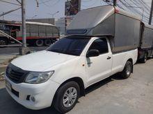 2012 Toyota Hilux Vigo SINGLE (ปี 08-11) J 2.7 MT Pickup