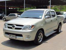 2006 Toyota Hilux Vigo DOUBLE CAB (ปี 04-08) J 2.5 MT Pickup