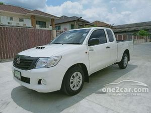 2014 Toyota Hilux Vigo 2.5 CHAMP SMARTCAB (ปี 11-15) J Pickup MT