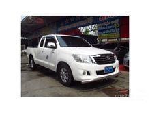 2012 Toyota Hilux Vigo CHAMP SMARTCAB (ปี 11-15) J 2.7 MT Pickup
